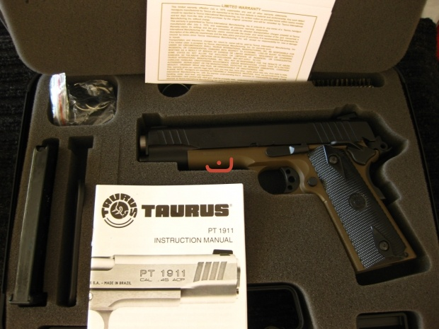 Taurus 1911's for sale_1