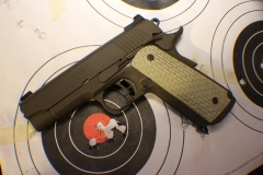 Kimber 1911 .45 in Patriot brown cerakote by acoating.com_2