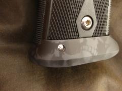 Custom Design Skull Camo Sti 2011 pistol_4