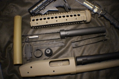 Misc Ar-15 items coated in cerakote_1