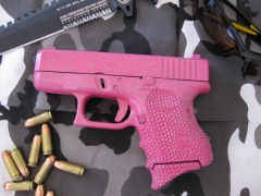 Pink glock,silver specals_4