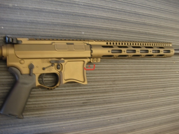 Ar-15 Burnt Bronze_2